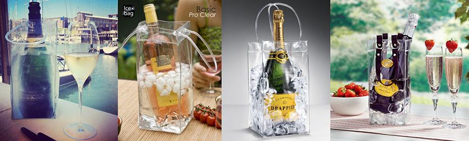 Ice bag, primjeri uporabe
