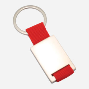 Privjesak za ključeve 100099 - crveni
