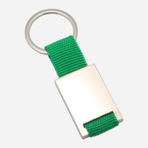 Privjesak za ključeve 100099 - zeleni