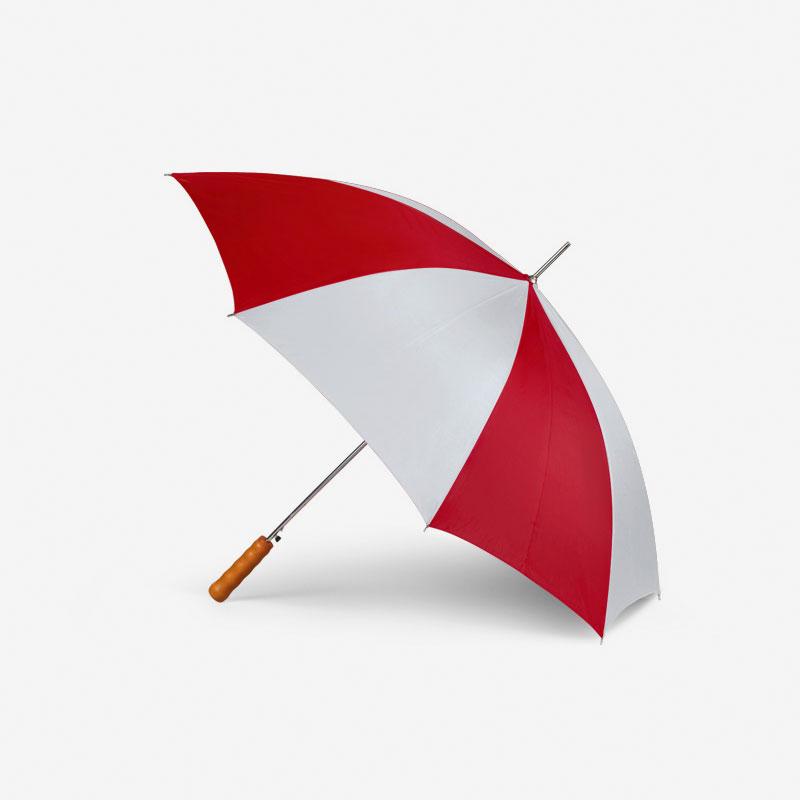 Kišobran Superstar - crveno bijeli