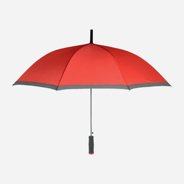 Kišobran Cardiff - crveni