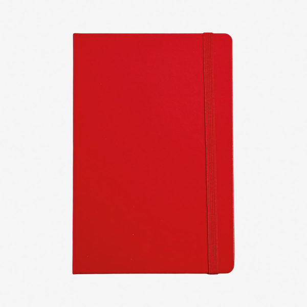 Notes A5 Toto - crveni