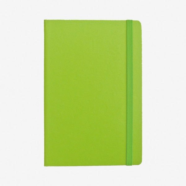 Notes A5 Toto - kivi zeleni