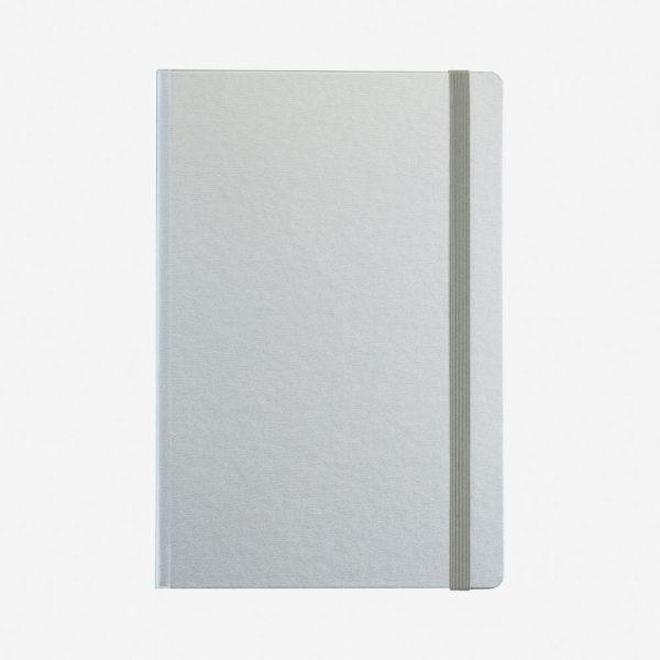 Notes A5 Toto - srebrni