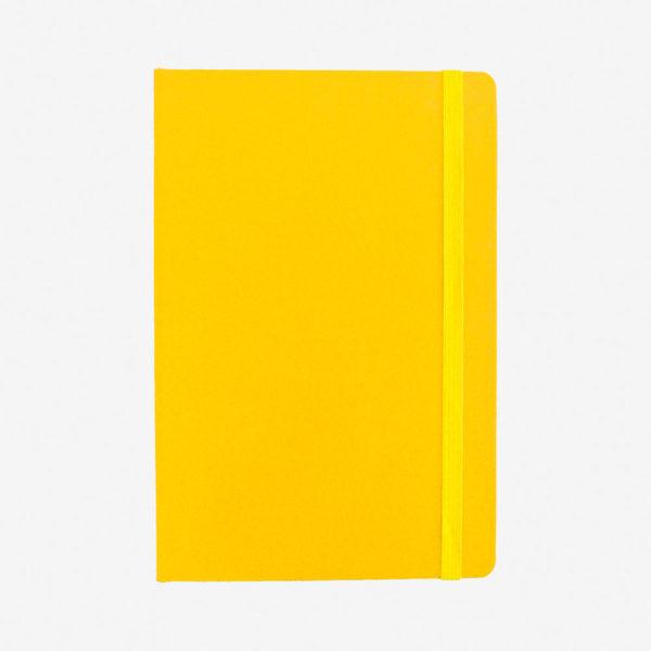 Notes A5 Toto - žuti