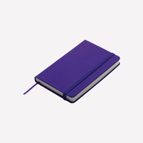 Notes A6 Lubeck – ljubičasti