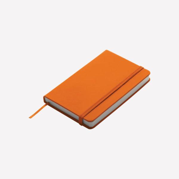 Notes A6 Lubeck – narančasti
