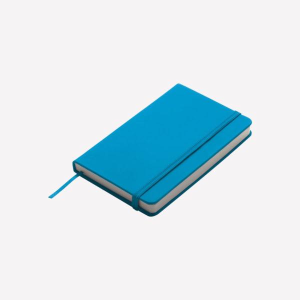 Notes A6 Lubeck – svijetlo plavi