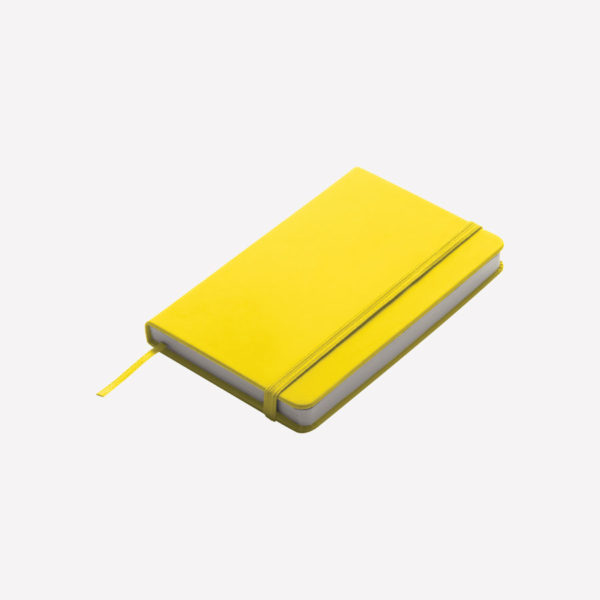 Notes A6 Lubeck – žuti