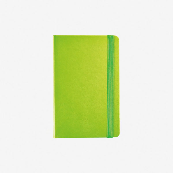 Notes A6 Toto mini – kivi zeleni