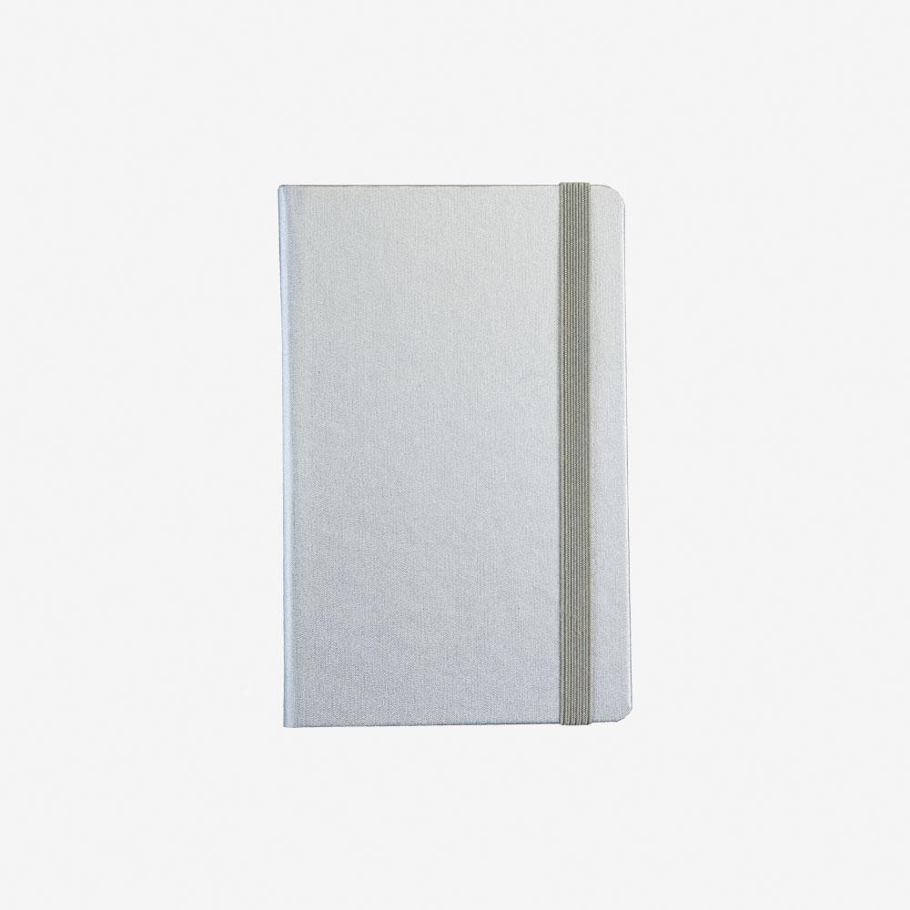 Notes A6 Toto mini - srebrni