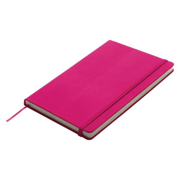 Notes A5 Kiel - roza