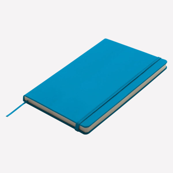 Notes A5 Kiel – svijetlo plavi