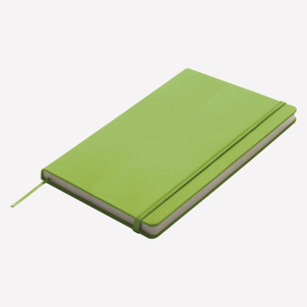 Notes A5 Kiel – svijetlo zeleni