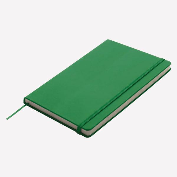 Notes A5 Kiel – zeleni