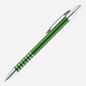 Metalna olovka Itabela - zelena
