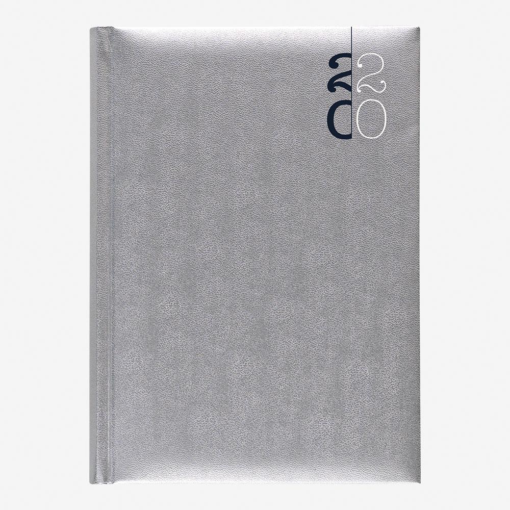 Rokovnik Paros A4 2020 – srebrni