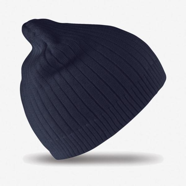 Kapa zimska Double Knit – tamno plava