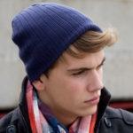 Kapa zimska Double Knit