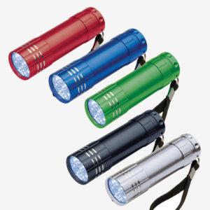 Ručne LED svjetiljke Montargis