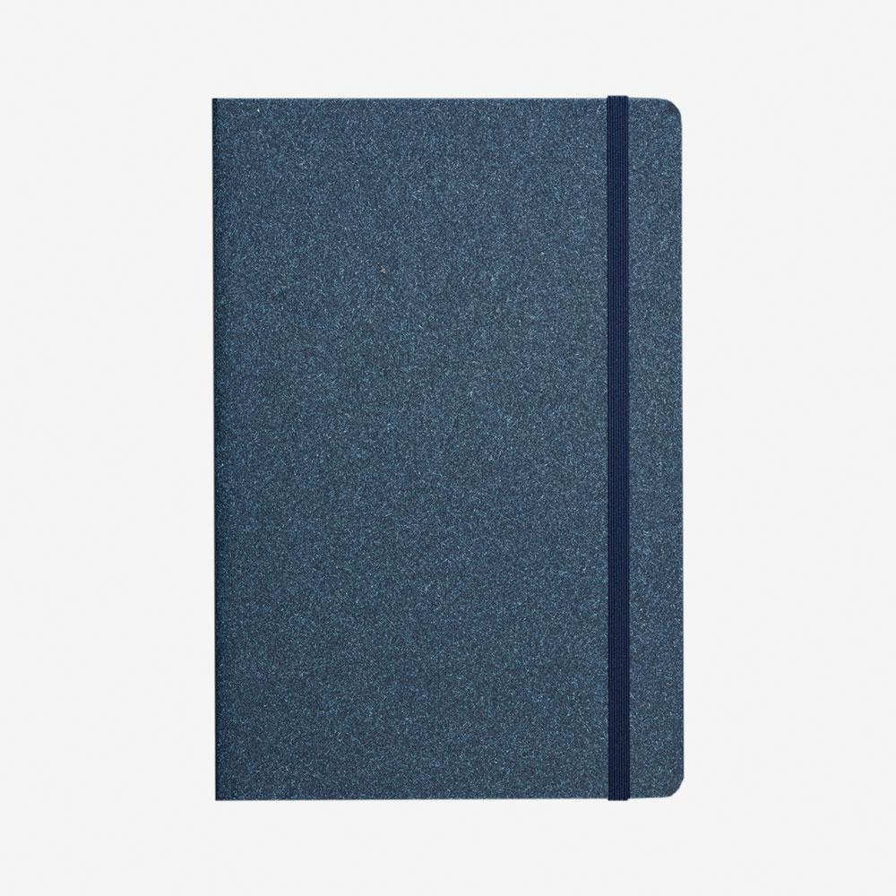 Notes A5 Eco - plavi