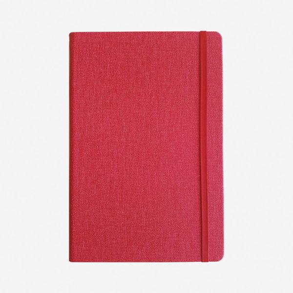 Notes A5 Elegant - crveni