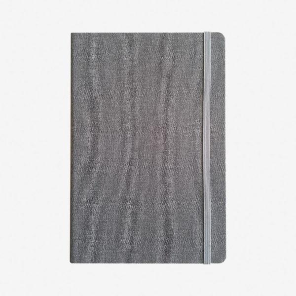 Notes A5 Elegant - sivi