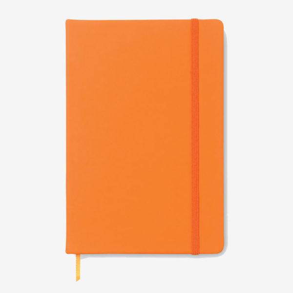 Notes na crte A5 – narančasti