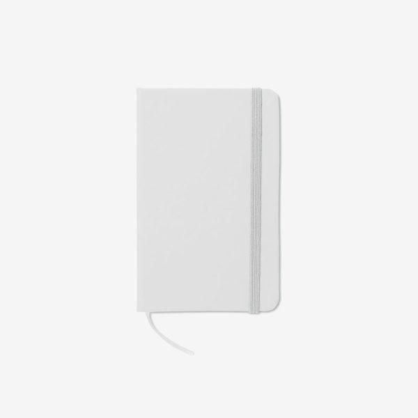 Notes na crte A6 - bijeli
