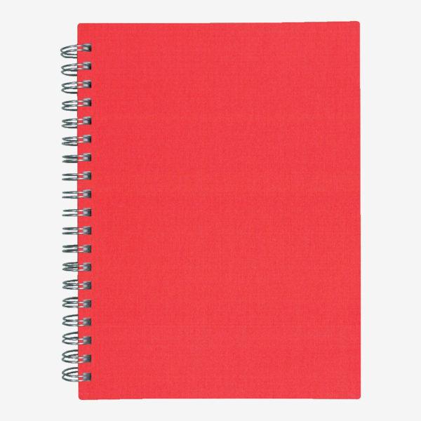 Rokovnik spiralni B5 - crveni