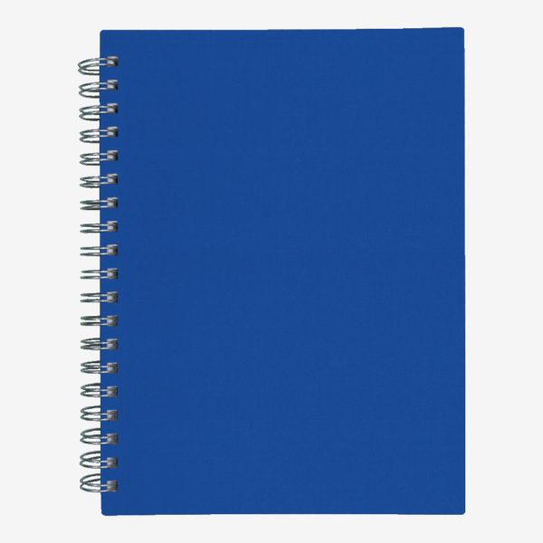 Rokovnik spiralni B5 - plavi
