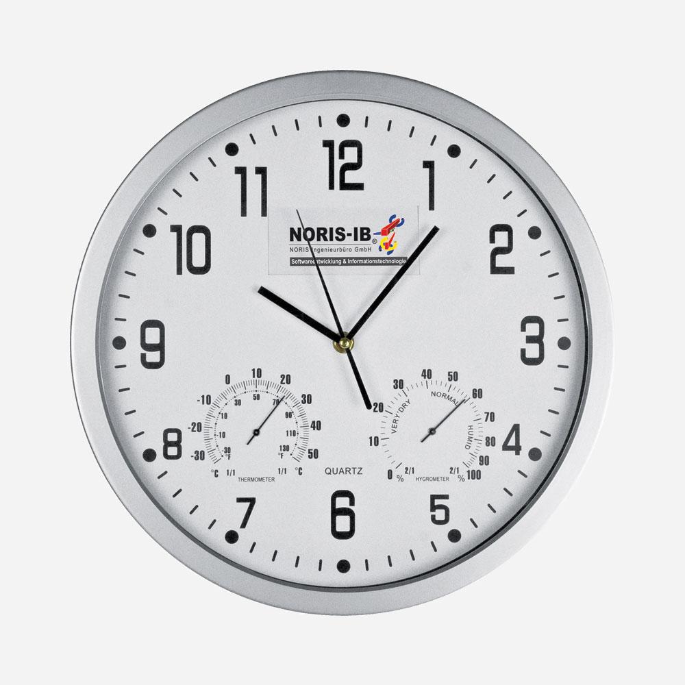 Sat zidni - bijeli