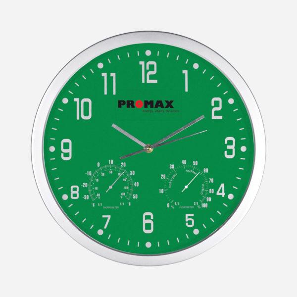 Sat zidni – zeleni