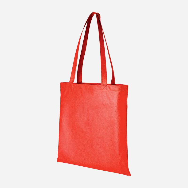 Vrećica za kupovinu Zeus - crvena
