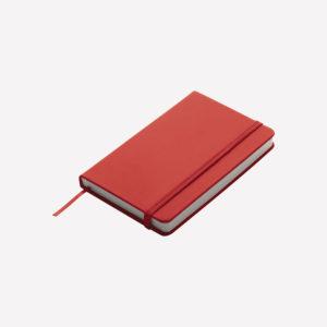 Notes A6 Lubeck - crveni