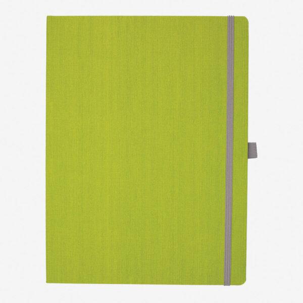 Rokovnik Kaprun A4 2021 – svijetlo zeleni