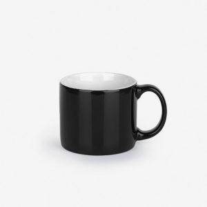 Šalica Paco mini - crna