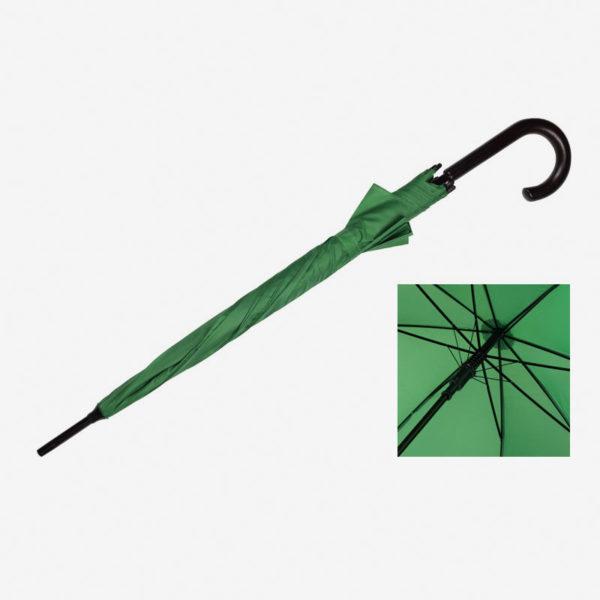 Kišobran Classic - zelena trava zatvoreni