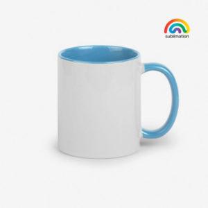 Šalica Mia - svijetlo plava