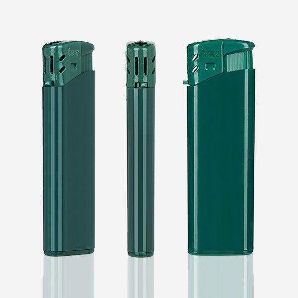 Upaljač Iscra - zeleni