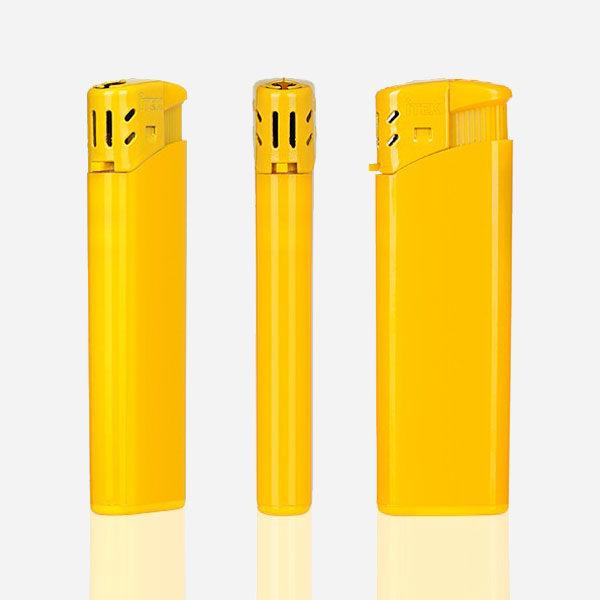 Upaljač Iscra - žuti
