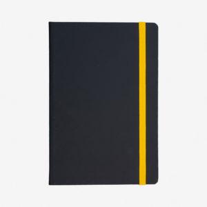 Notes A5 Flux - žuti