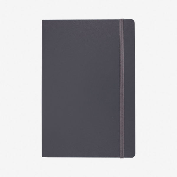 Notes A5 Toto - tamno sivi