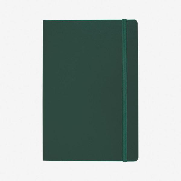 Notes A5 Toto - tamno zeleni