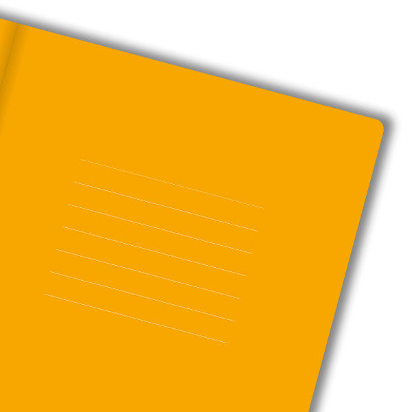 predlist - narančasti papir