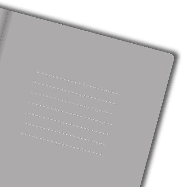 predlist - sivi papir
