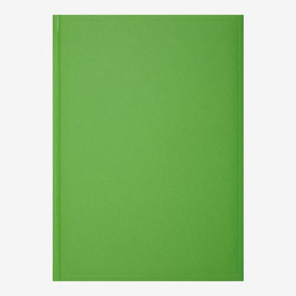 Notes B5 Island – kivi zeleni