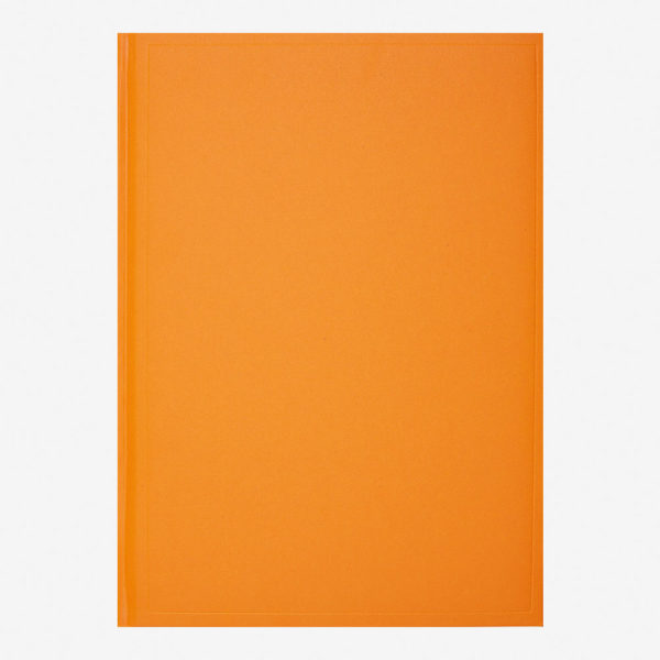 Notes B5 Island – narančasti