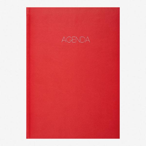 Notes B5 Monca – crveni