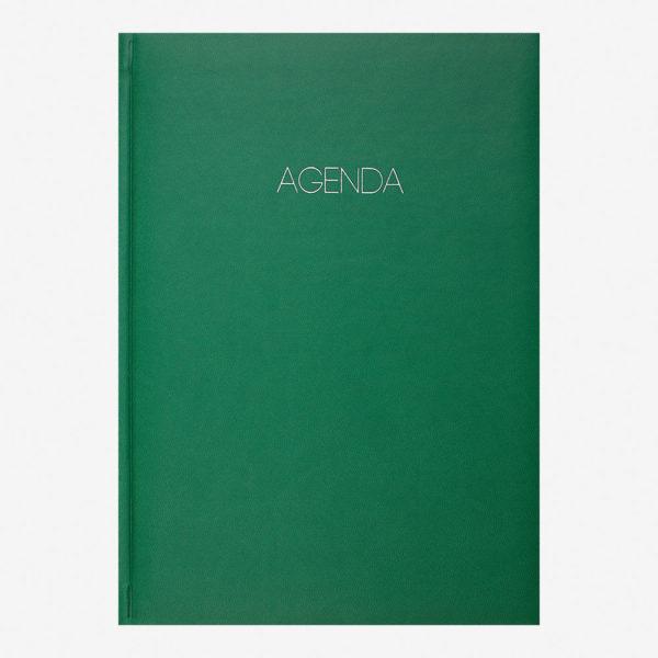 Notes B5 Monca – zeleni